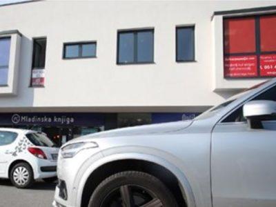 Razširitev ponudbe registracije vozil in zavarovanj v Medvodah